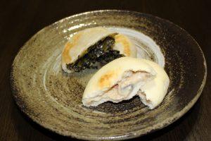 あづみチーズ&辛野沢菜